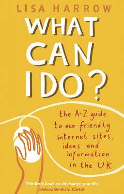 What Can I Do? by Lisa Harrow