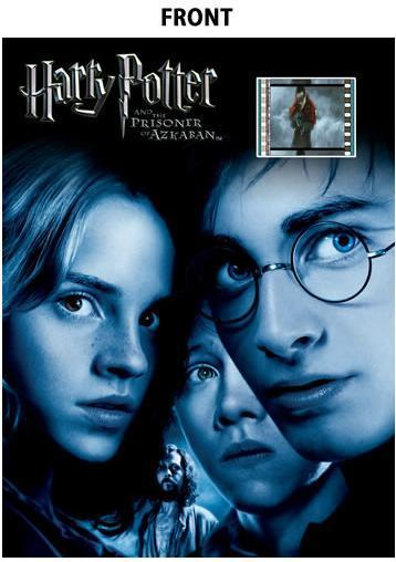 FilmCells: PremierCell Presentation - Harry Potter (Harry Potter and the Prisoner of Azkaban)