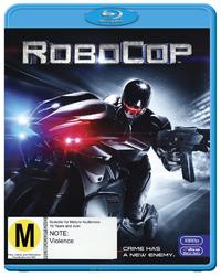 RoboCop on Blu-ray