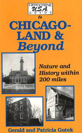 Hippocrene USA Guide to Chicagoland and Beyond by Gerald Lee Gutek image