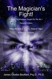 The Magician's Fight! by James Charles Bouffard image