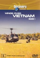 Wings Over Vietnam - Vol. 1 on DVD
