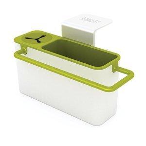 Joseph Joseph Sink Aid Self Draining Sink Tidy - White/Green | at ...