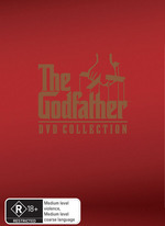 Godfather, The DVD Collection (4 Disc Set) on DVD