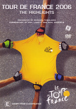 Le Tour De France 2006 on DVD