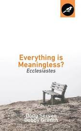 Everything Is Meaningless? by Doug Serven