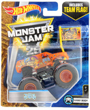 Hot Wheels Monster Jam 25: Jester (Team Flag)