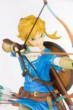 """Legend of Zelda: Breath of the Wild - 10"""" Link PVC Statue"""