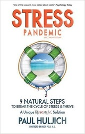 Stress Pandemic by Paul Huljich