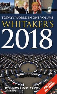 Whitaker's 2018