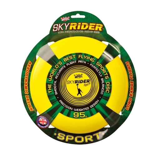 Wicked: Sky Rider Sport - Yellow image