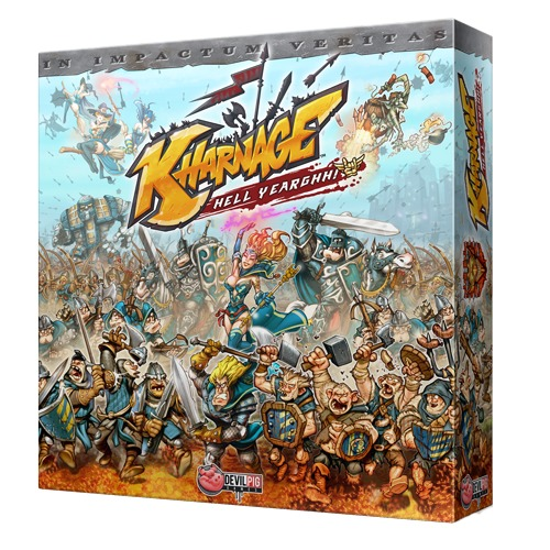 Kharnage - Card Game image