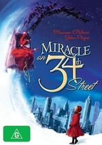 Miracle On 34th Street (1947) - 60th Anniversary Edition on DVD