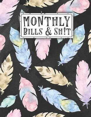 Monthly Budget Planner by Floral Money Planners