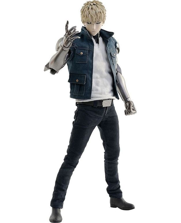 One Punch Man: 1/6 Genos - Articulated Figure