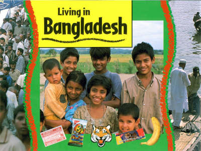 Living in Bangladesh by Ruth Thomson image