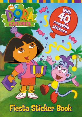 Dora Sticker Book image