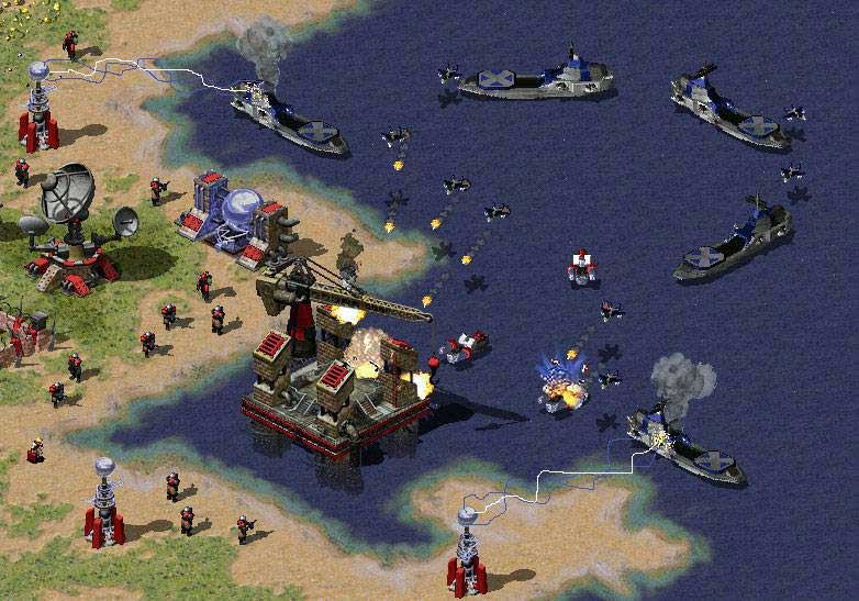 Command & Conquer: Red Alert 2 (Sleeve Packaging) screenshot
