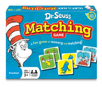 Dr Seuss - Matching Game image