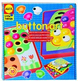 Alex: Button Art