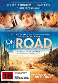 On the Road on DVD