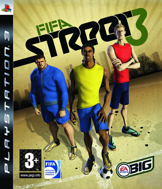 FIFA Street 3 for PS3