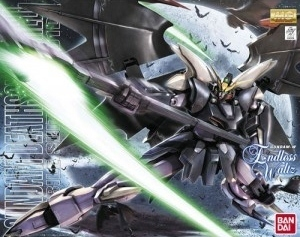 MG 1/100 Gundam Deathscythe Hell EW Ver. - Model Kit