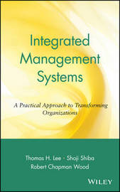 Integrated Management Systems by Thomas H Lee image