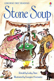 Stone Soup by Lesley Sims