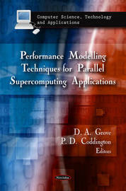 Performance Modelling Techniques for Parallel Supercomputing Applications by A. Grove image