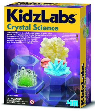 4M: Kidzlabs - Crystal Science