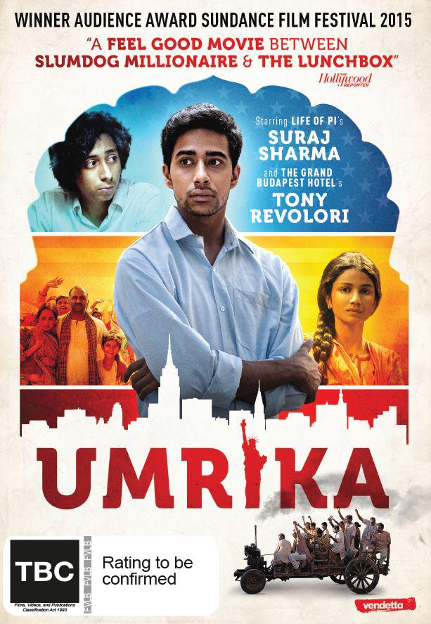 Umrika on DVD image