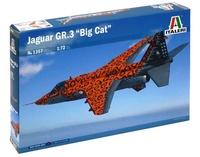 "Italeri: 1:72 Jaguar Gr.3 ""Big Cat"" (Special Colors) - Model Kit"