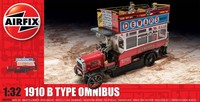 Airfix 1:32 'B' Type Omnibus - Model Kit