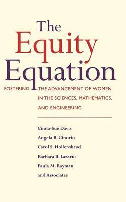 The Equity Equation by Cinda-Sue Davis image