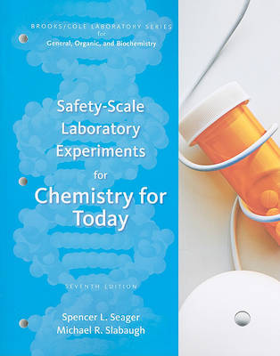 Safety Scale Lab Experiments - Chemistry for Today by Michael R Slabaugh image