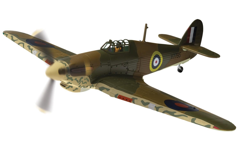 Corgi: 1/72 Hawker Hurricane Mk.I Diecast Model image