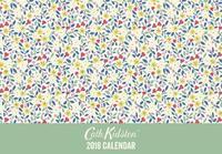 Cath Kidston: Littlemore Flowers 2018 Wall Calendar by Cath Kidston