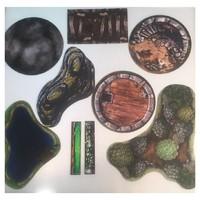 Muse on Minis: Mega Pack #1 - 2D Terrain Tiles