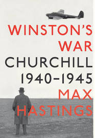 Winston's War by Max Hastings image