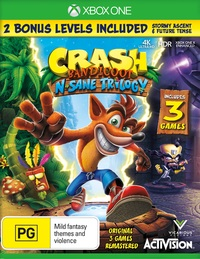 Crash Bandicoot N-Sane Trilogy for Xbox One