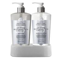 M&Y Hand Wash & Body Caddy - Butterscotch (2x500ml)