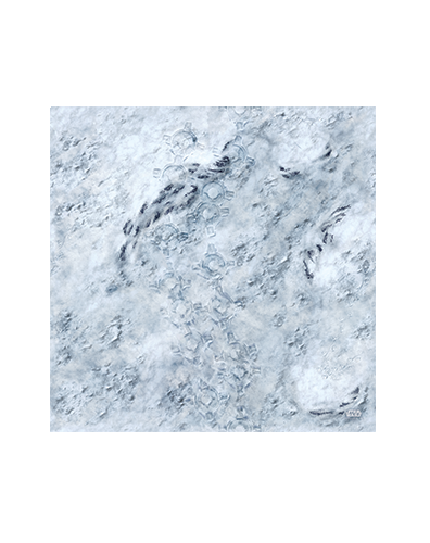 Star Wars Legion - Hoth Game Mat image