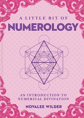 Little Bit of Numerology, A by Novalee Wilder image