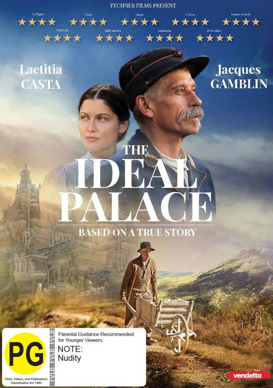 The Ideal Palace on DVD