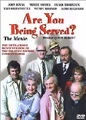 Are You Being Served on DVD