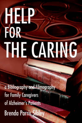 Help for the Caring by Brenda Parris Sibley image