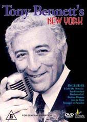 Tony Bennett's New York on DVD