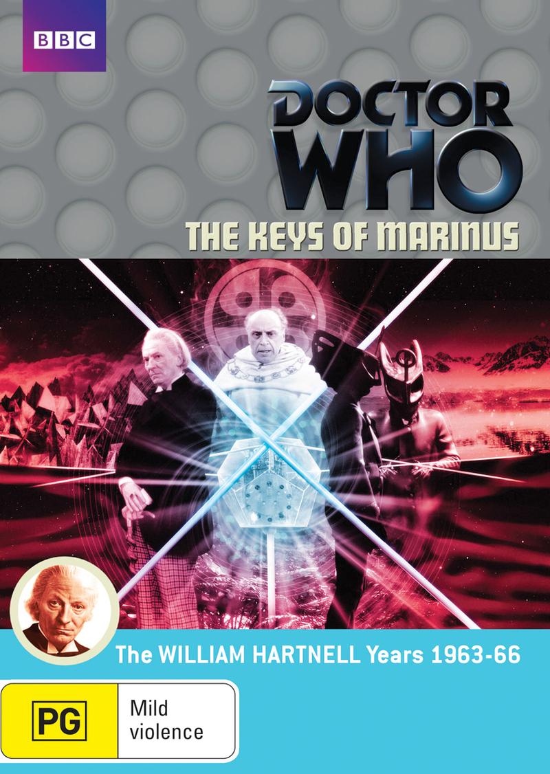 Doctor Who - Keys of Marinus on DVD image
