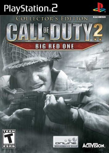 Call of Duty 2: Big Red One Collector's Edition for PS2